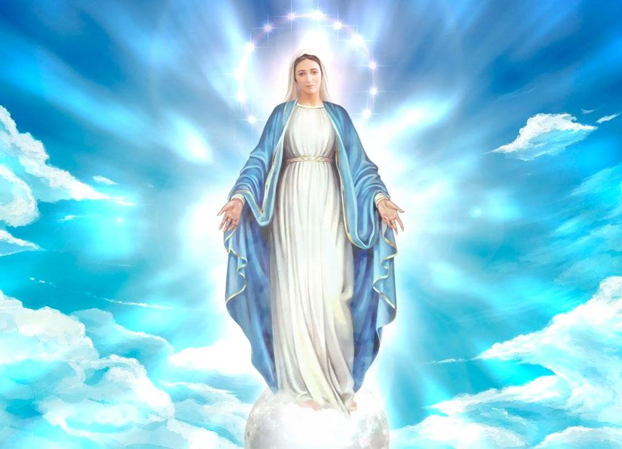 15 AOUT : L'ASSOMPTION DE MARIE