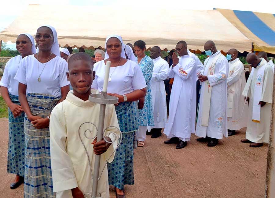 CÉLÉBRATIONS EN CÔTE D'IVOIRE